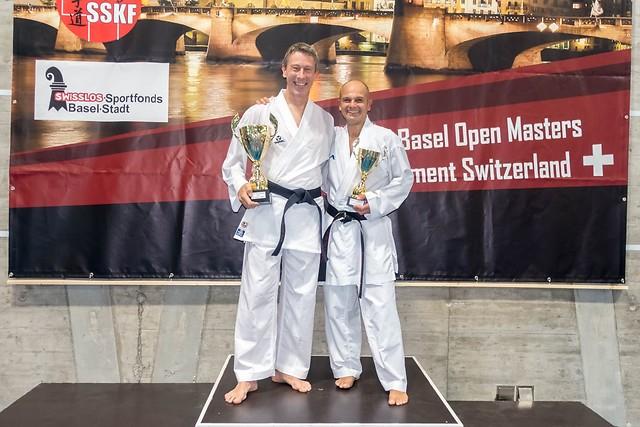 Erfolg bei den Basel Open 2019